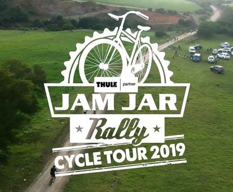 Jam Jar Cycle Tour Highlights