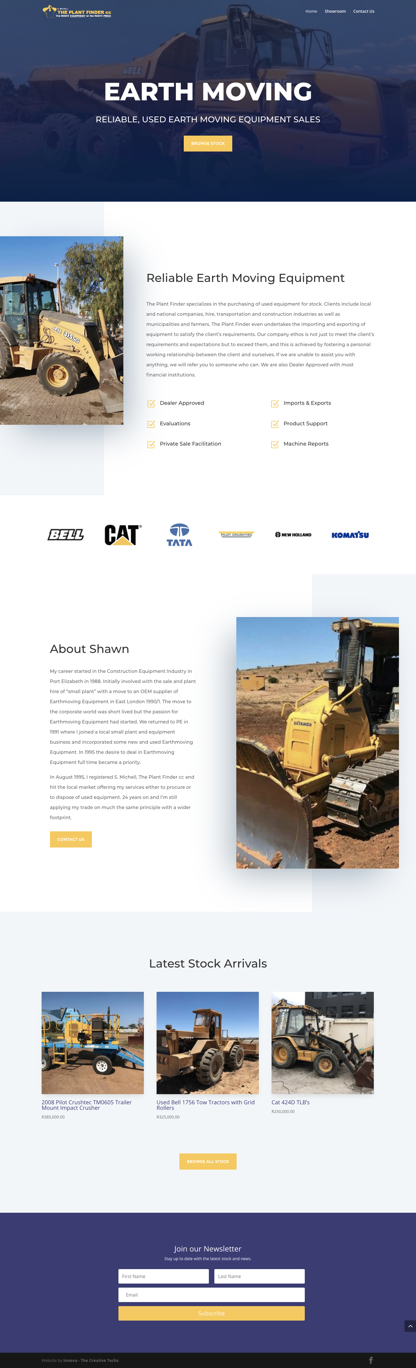 The Plantfinder Website Thumbnail